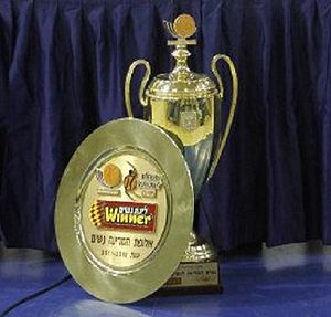Maccabi Bnot Ashdod - The Cup and the Champion Plate (2011/12)