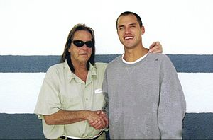 Anthony Curcio - George Jung and Curcio in La Tuna, Federal Prison