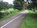 Cycleway-Footpath alongside Phear Park - geograph.org.uk - 953718.jpg