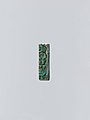 Cylinder seal with cartouche of Nebkaure (Amenemhat II) and the name of the royal daughter MET DP220135.jpg
