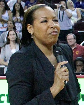 Cynthia Cooper-Dyke - Cooper-Dyke in 2011.