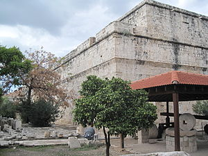 Ottoman Cyprus - The Limassol Medieval Castle was rebuilt in 1590 by the Ottomans.