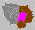 Département de Seine-et-Marne - Arrondissement de Melun.PNG