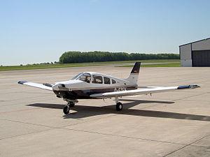 D-EZEV Piper 28.JPG