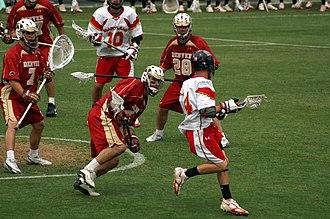 Denver Pioneers - Denver plays Maryland in this 2006 lacrosse game