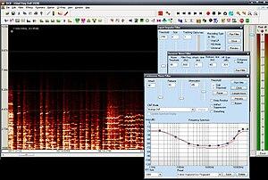 Diamond Cut Audio Restoration Tools -  Screenshot