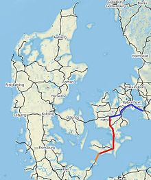 Highspeed rail in Europe Wikipedia