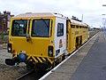 DR 73925, Plasser und Theurer tamper ,Colas Rail, Lowestoft (4738921423).jpg