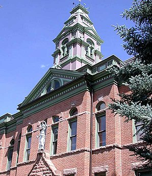 Pitkin County Courthouse in Aspen