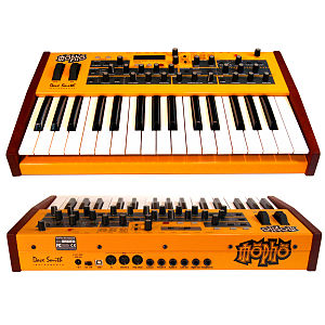 Dave Smith Instruments - Image: DSI Mopho Keyboard