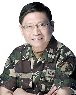 Danilo Lim Filipino general