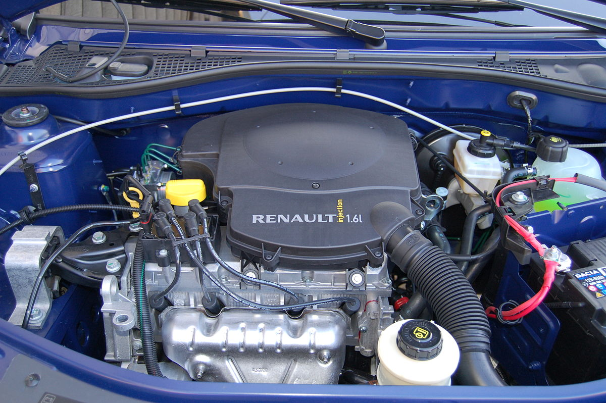 Renault K-Type engine - Wikipedia