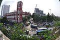 Dalhousie Square South-eastern Crossing - Kolkata 2016-06-02 4103.JPG
