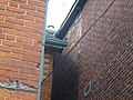 Damaged bricks on the rear of heritage homes on the west side of Parliament, between Adelaide and Richmond, 2014 01 31 (2).JPG - panoramio.jpg