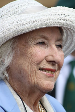 Vera Lynn - Lynn at the War and Peace Show, July 2009