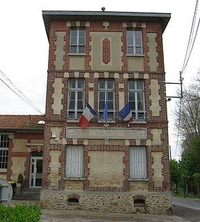 Dammartin-sur-Tigeaux Commune in Île-de-France, France