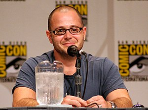 Damon Lindelof at the Comic-con LOST Panel.