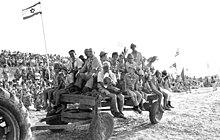 Scouts en Israel 1969