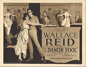The Dancin' Fool - Lobby card