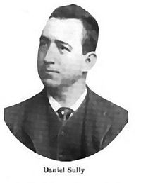Daniel Sully ca. 1885, from The History of the Boston Theatre, 1908