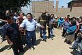 Danmnificado de Jicamarca reciben donación de congresistas de Solidaridad Nacional (6892677344).jpg