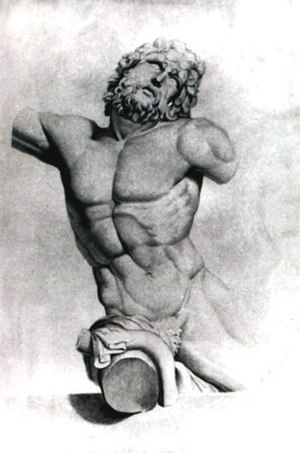 Daoud Corm - Image: Daoud Crom Sketch 2