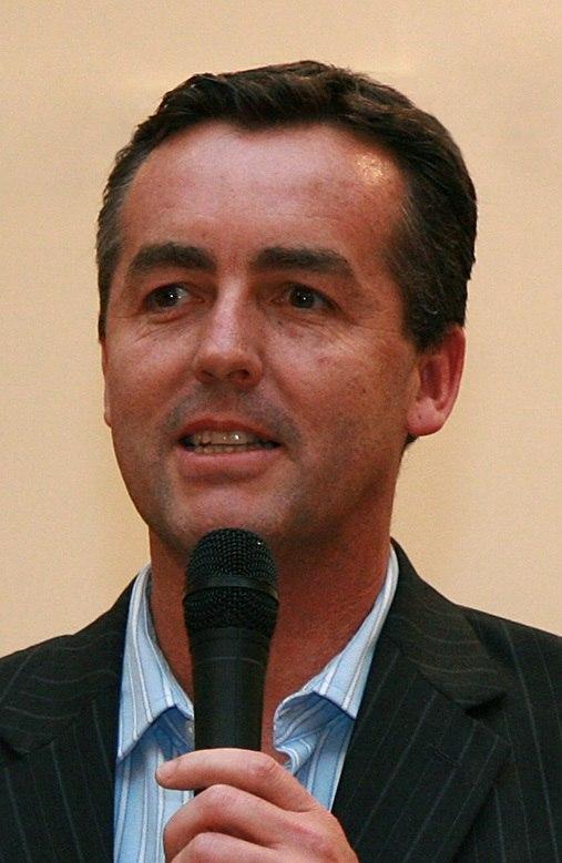 Darren Chester Portrait 2009