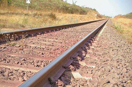 Rail Works on the Mildura and Murrayville Lines