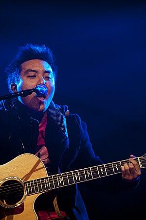 David Choi - Choi performing live