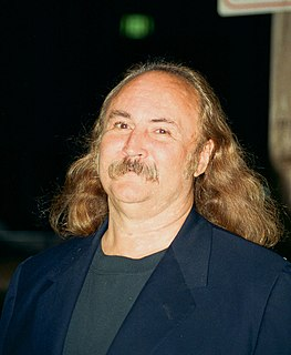 David Crosby guitarist, singer and songwriter from the United States