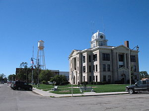 Gallatin, Missouri - Daviess County Courthouse