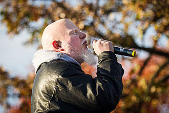Brother Ali - Brother Ali performing in 2012