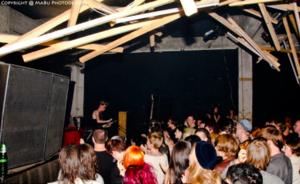 Drop Dead Festival - Drop Dead Festival crowd