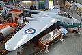 De Havilland DH100 Vampire F.1 'VF301 - RAL-G' (23595463812).jpg