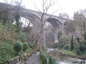 Dean Bridge - The Dean Bridge