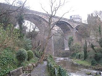 Dean Bridge - The Dean Bridge