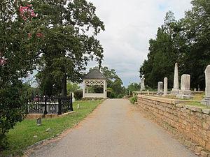 Decatur Cemetery - Image: Decatur Cemetery 04