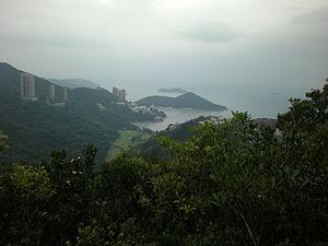 Hong Kong Golf Club - Deep Water Bay golf course