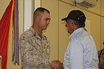 Defense secretary presents Purple Hearts DVIDS427578.jpg