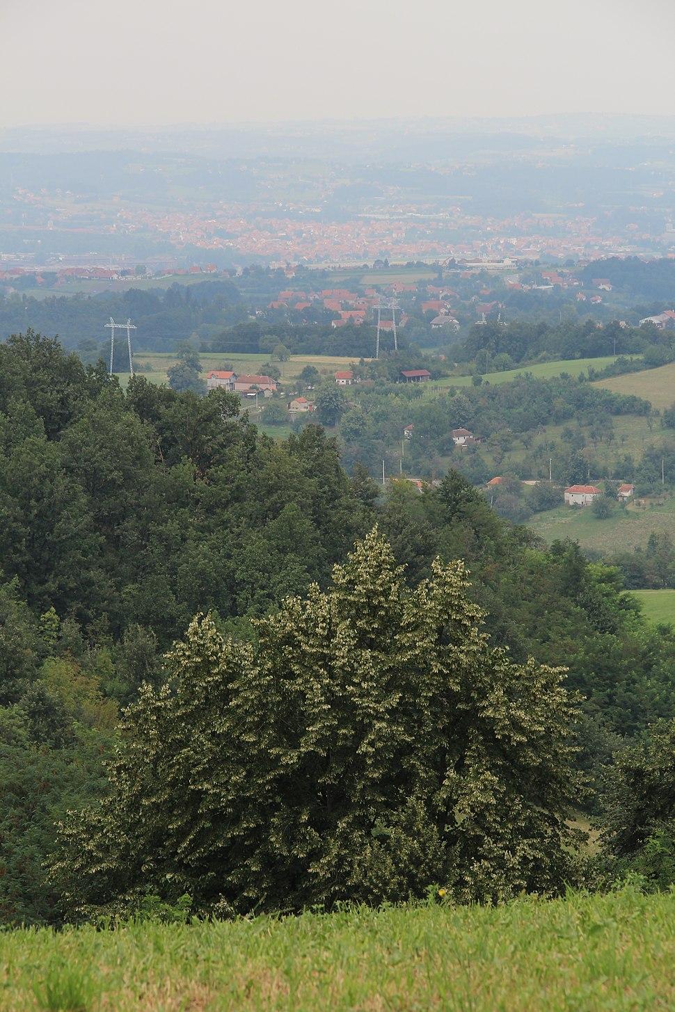 Degurić - opština Valjevo - zapadna Srbija - panorama 17