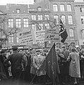 Demonstraties in Luik tegen de Eenheidswet, demonstranten Luik, Bestanddeelnr 911-9353.jpg