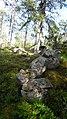 Den forntida muren på Nätersjöberget, Sidensjö, Örnsköldsvik.jpg