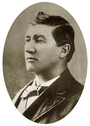 Workingmen's Party of California - Denis Kearney, founder of the Workingmen's Party of California