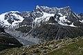 Dent de Veisivi (3.418 m), Perroc (3.676 m), Genevois (3.674 m), Glacier du Mont Miné - panoramio.jpg