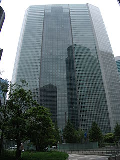 Dentsu Headquarters Building(Ginza side).JPG
