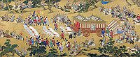 """Departure Herald"" from the Chinese Xuande period (1425-1435)"