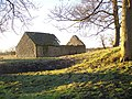 Derelict barn, Ruffinswick Farm - geograph.org.uk - 1690264.jpg