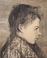 Deseni profil pitl mut Ludwig Moroder Lenert Urtijëi.jpg