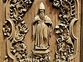 Detail of San Agustin Church Door.JPG