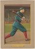 Dick Hoblitzell, Cincinnati Reds, baseball card portrait LCCN2007685622.tif